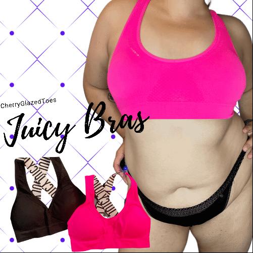 •Juicy Bras•