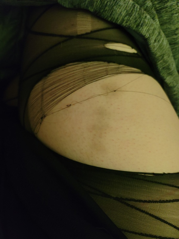 Used and abused tights