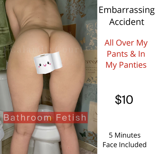 Embarrassing Accident