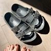 🏝🖤 black slip-ons 🖤🏝