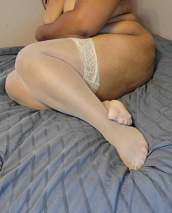 Thigh High Stockings BBW