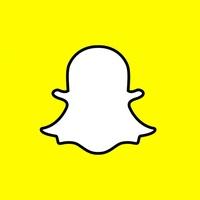 Small snapchat logo