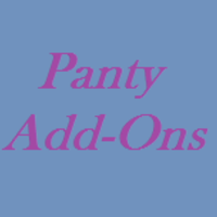 Small panty add ons