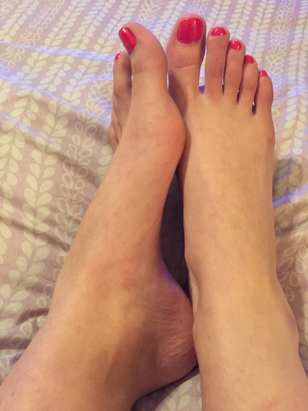 Open to any feet request!