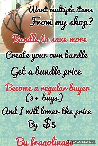 Bundle to save more