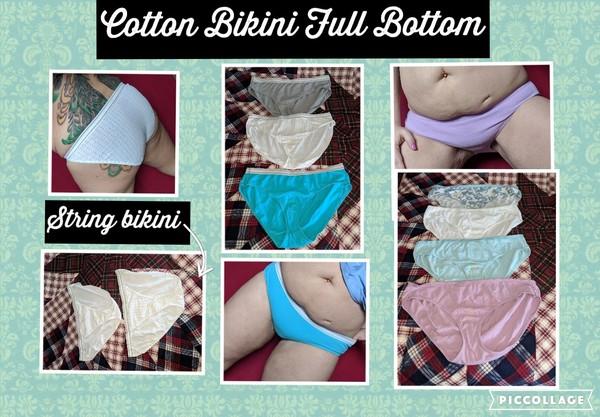 Cotton Bottoms