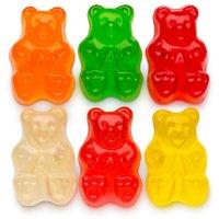 Small assorted fruit gummi bears 2