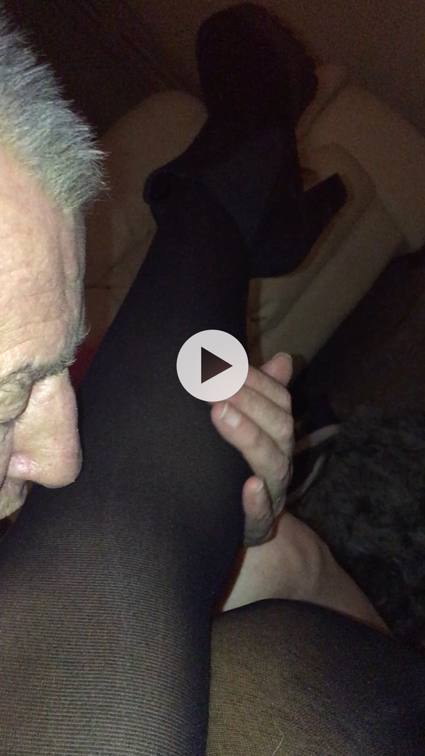 Sexy videos of foot and leg worship!