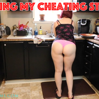 Small punishing my cheating stepmom