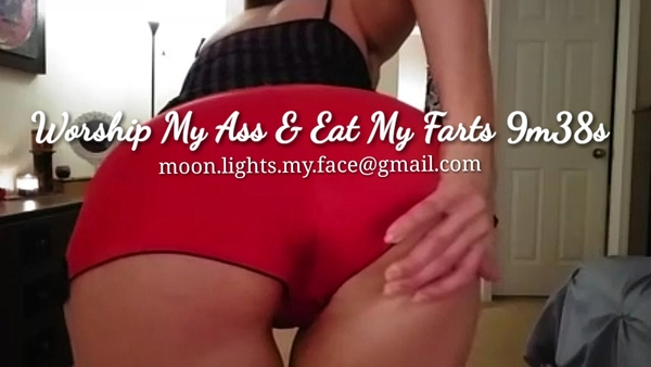 Worship My Ass & Eat My Farts 9m38s Video