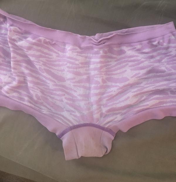 Purple Panties - Sold!