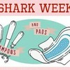 Shark Week Items (RED)