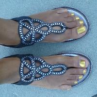 Small pretty feet