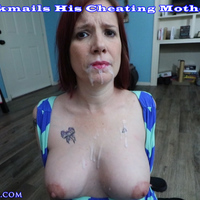 Small son blackmails his cheating mother 1