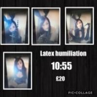 Small latex humilliation