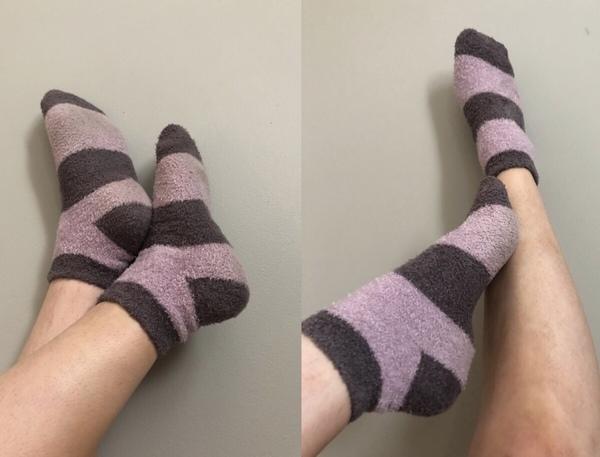 Fuzzy Old Socks (2 Day Wear)