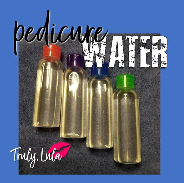 Pedicure Water