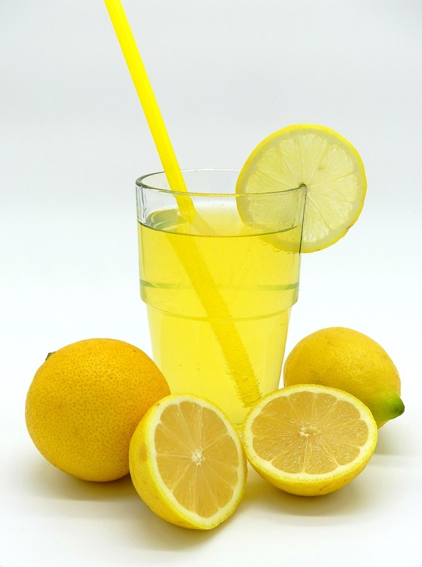 Leah's Lovely Lemonade