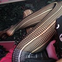 Sexy Fishnet Leggings