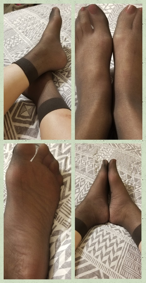 Ankle high stockings