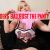 Cheerleaders Ballbust the Panty Thief