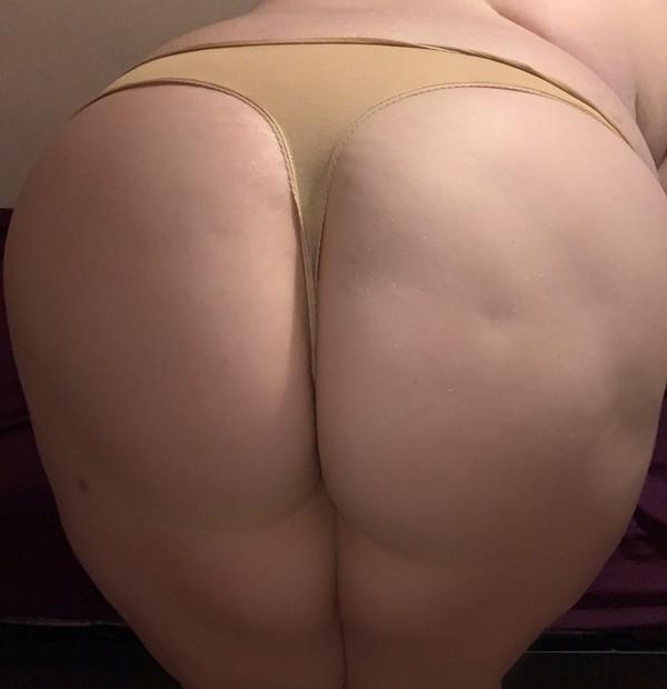 Nude Cotton Thongs (FREE UK SHIPPING)