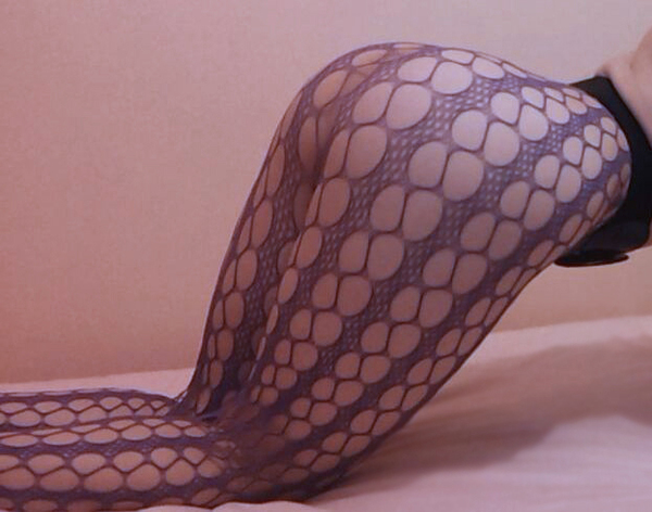 Pantyhose hole fishnet tights