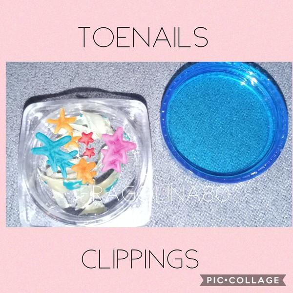 ToeNails Clippings
