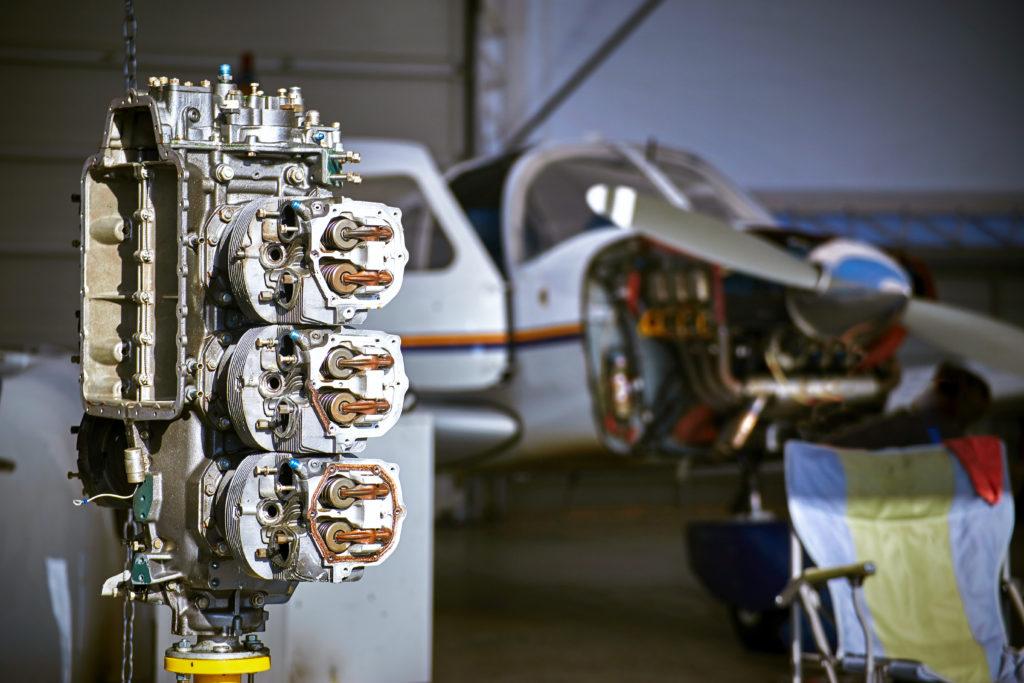 Aircraft Engine Parts | PAP