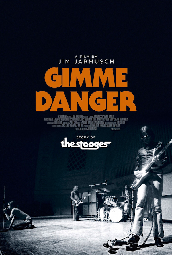 gimme danger movie poster