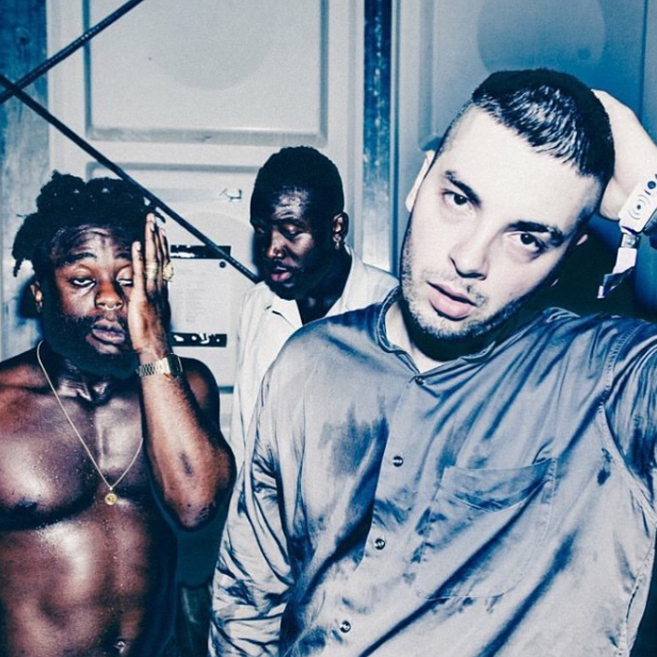 Young Fathers - Paradigm Talent Agency