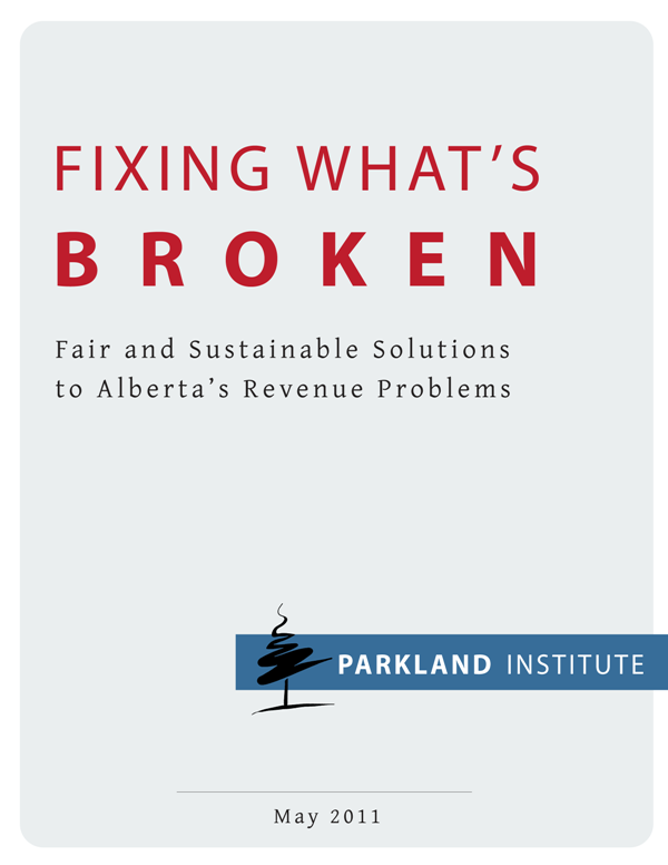 Fixing What's Broken