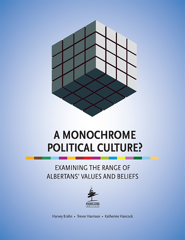 A Monochrome Political Culture?