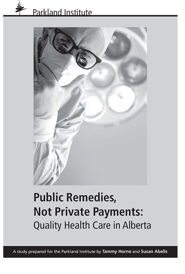Public Remedies, Not Private Payments