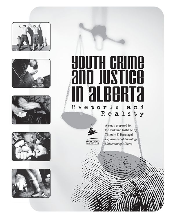 Youth Crime and Justice in Alberta