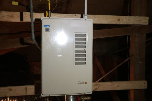 Tankless Water Heater Installation in Hillcrest, California