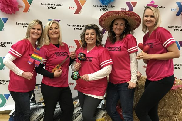 Volunteering at the Santa Maria Valley YMCA