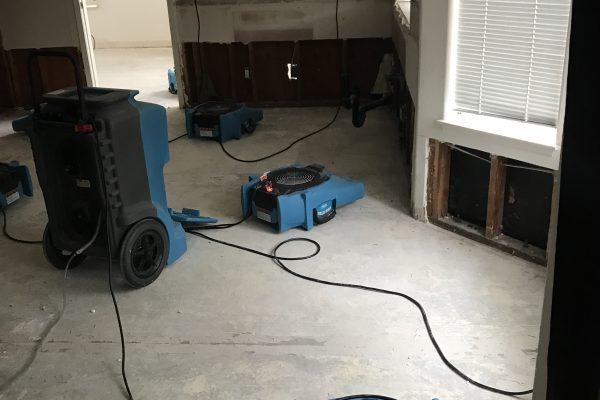 Slab Leak Water Damage in Simi Valley, CA