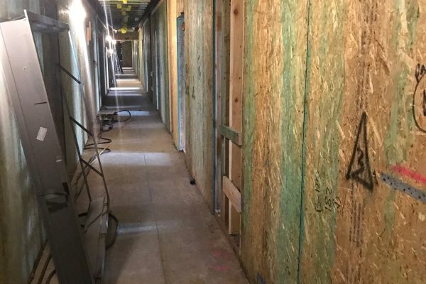 Commercial Mold inspection, Los Angeles, California