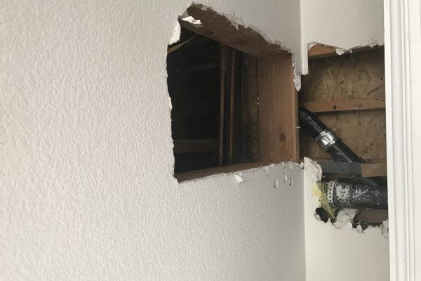 Mold Inspection, Fullerton, California