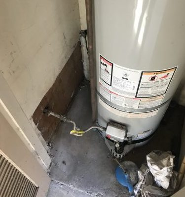 Mold inspection, Lake Forest, California