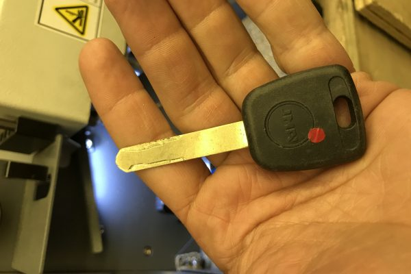 High Security Key Cut in Cambridge, Massachusetts