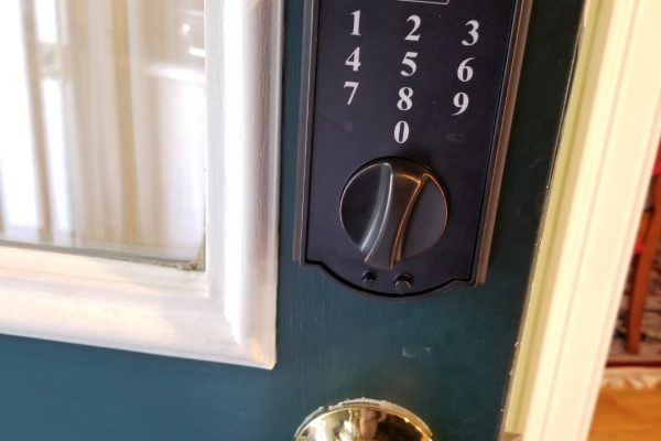 Key Pad Installation in Brookline, Massachusetts