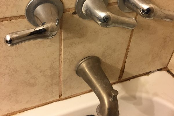 Shower Valve Replacement La Mesa California