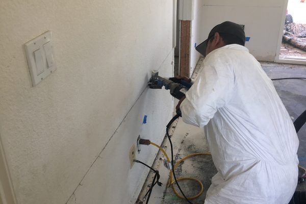 Water Damage Drying and Reconstruction Chula Vista, California