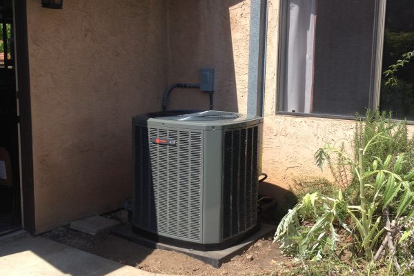 Residential Full Heating and Air Conditioning System Replacement Including Duct-work Fallbrook, California