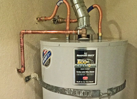 Water Heater Replacement Carlsbad, California
