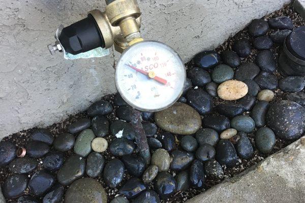 Replaced Pressure Regulator in Carlsbad, CA