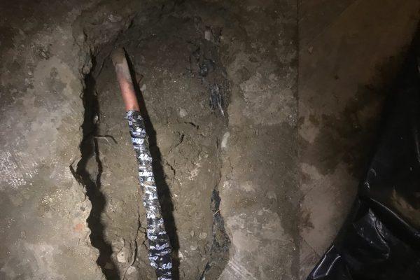 Slab Leak Repair in Oceanside, CA