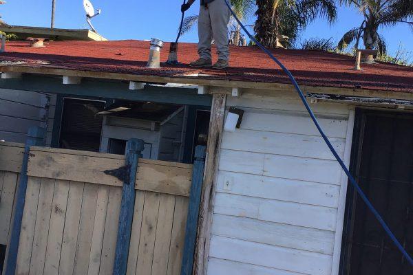 Emergency Backed Up Mainline in Oceanside, CA